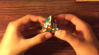 World's Smallest 5x5 Rubik's Cube?