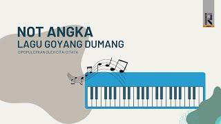 """Not Lagu """"Goyang Dumang-cita citata"""""""