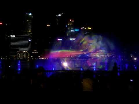 """spectre"" Singapore waterfront promenade June 2017"