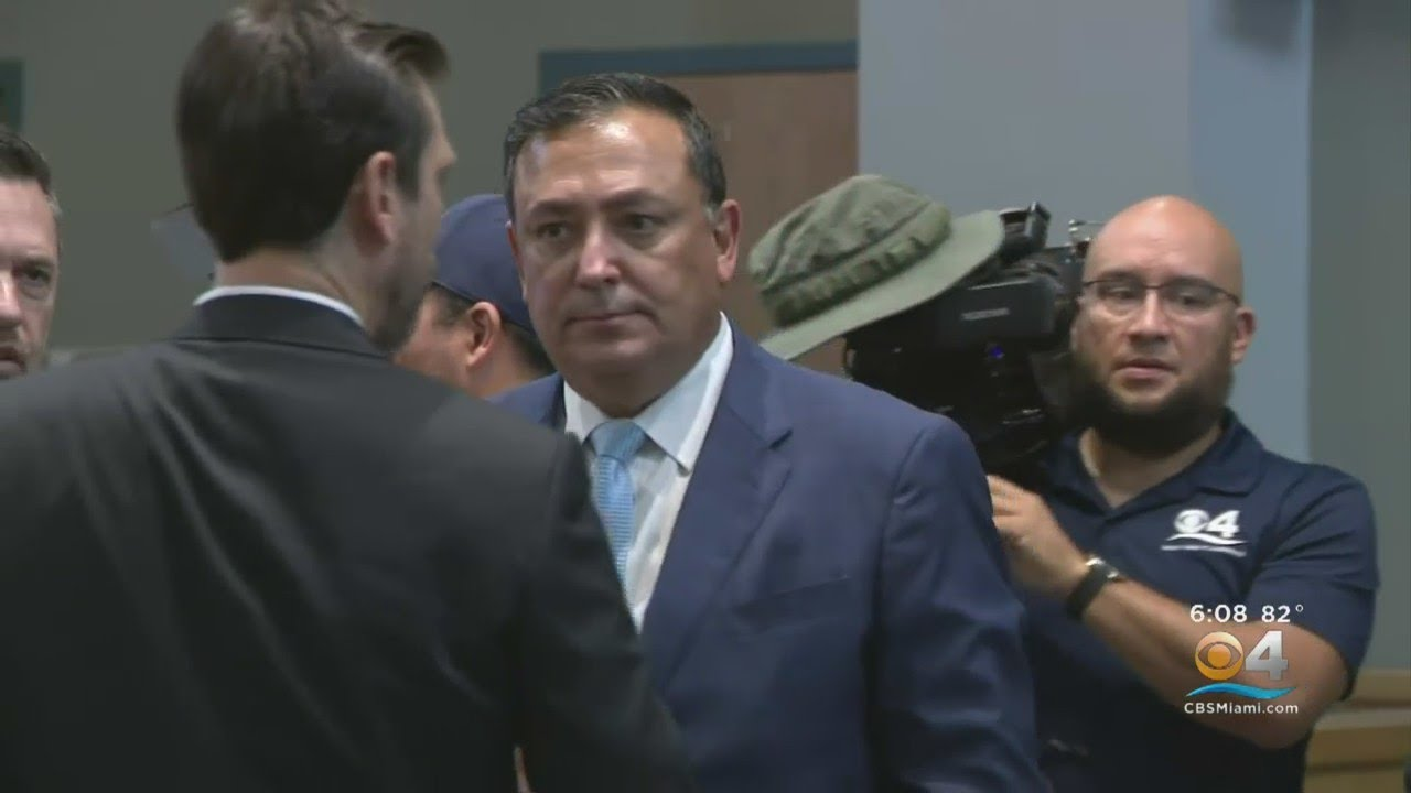 Download City Of Miami Comes Under Scrutiny For Reasons Behind Firing Police Chief Art Acevedo