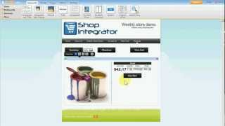 How to add a shopping cart to Weebly to create a Weebly store