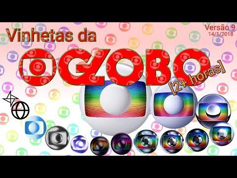 Vinhetas - Rede Globo (Versão 9.1) (1965-2018)