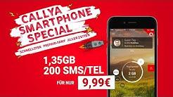 2 GB mit 200 Einheiten für NUR 9,99€   Der Vodafone (Call-YA) Smartphone Spezial-Tarif (Tutorial)