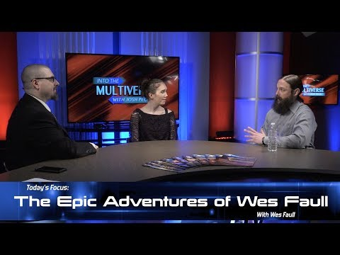The Epic Adventures of Wes Faull | ItM Extended Feature: Welcoming the Faull Brothers to SkyWatchTV!