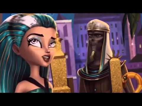 Monster High Buu York,Buu York Un Musical Monsterrífico Parte 4