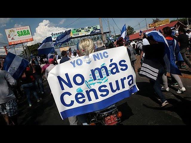 <h2><a href='https://webtv.eklogika.gr/nikaragoya-tarachodeis-diadiloseis-me-aitima-tin-paraitisi-ortegka' target='_blank' title='Νικαράγουα: Ταραχώδεις διαδηλώσεις με αίτημα την παραίτηση Ορτέγκα…'>Νικαράγουα: Ταραχώδεις διαδηλώσεις με αίτημα την παραίτηση Ορτέγκα…</a></h2>