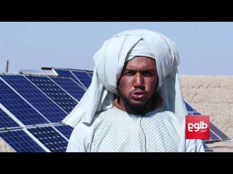 Helmand Farmers Await Poppy Harvests/کشاورزانِ هلمند در انتظار برداشت محصول زمینهای کوکنار