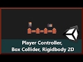 Player Controller, Collisions with Colli
