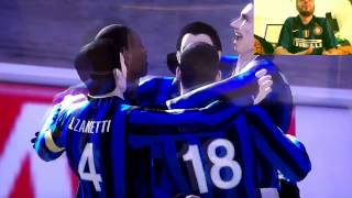 [INTER NOSTALGIA] STAGIONE 07/08 - PES 2008 / PLAYSTATION 3 (GAMEPLAY)