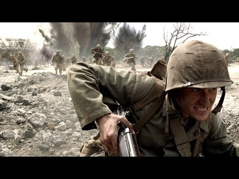 The Pacific - Time (Peleliu Airfield)