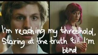 Sex Bob-Omb - Threshold - Scott Pilgrim vs. The World - Studio Version (lyrics)