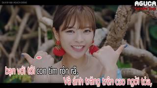 [Karaoke Việt] DANCE THE NIGHT AWAY - TWICE