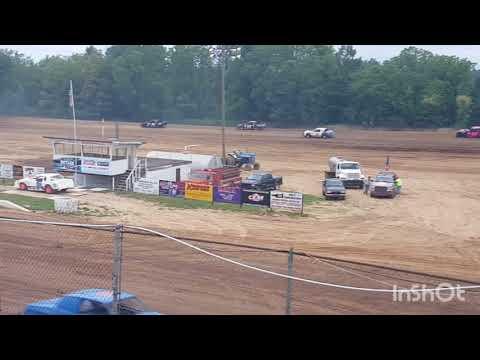 Heat race 3 Butler motor speedway 6/2/18