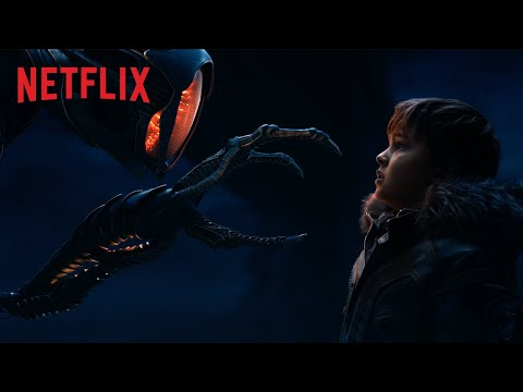 Perdus Dans l'Espace | Bande-annonce VOSTFR | Netflix France