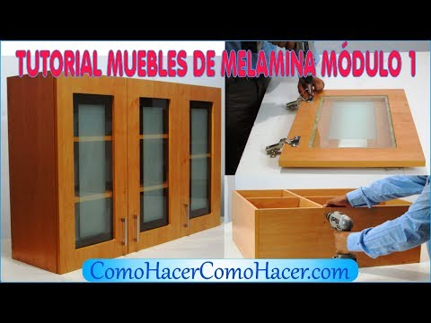 Software para dise o de muebles closets y cocinas cor for Software melamina