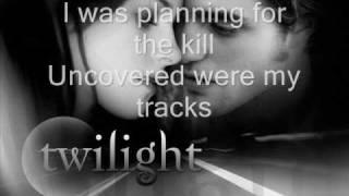 """The Bella Cullen Project - """"Victoria's Lament"""" karaoke"""