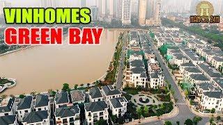 Đô Thị mới toanh của Vingroup trên đất Vàng Hà Nội || Vinhomes Green Bay Mễ Trì