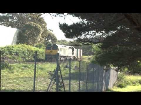 Port Botany line 4--golf course