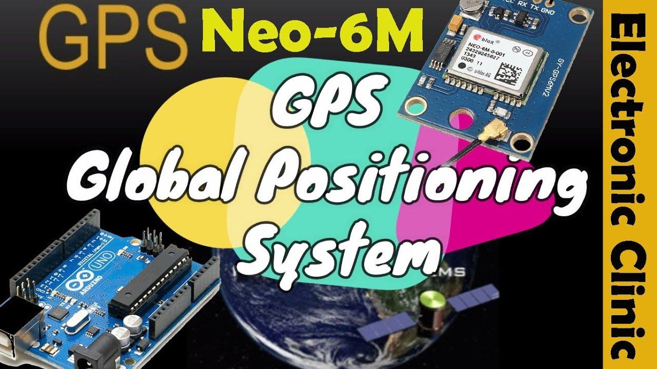 5GY-NEO6MV2 NEO-6M Module GPS board avec antenne pour Arduino UK