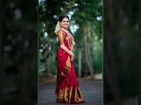 Gorgeous South Indian Bridal saree designs for Wedding season....