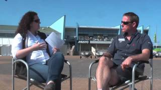 RYA Olympic Manager Stephen Park - 2012 British Olympic Sailing Team