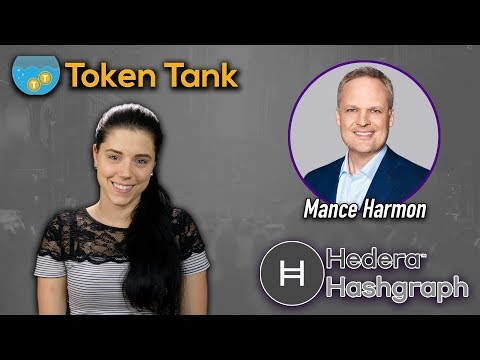 Token Tank Presents: Hedera Hashgraph | Next Generation Distributed Consensus | Mance Harmon
