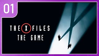 The X-Files Game - Part 1 ~ Agent Dufus Reporting for Duty (Gameplay/Walkthrough) [HD]