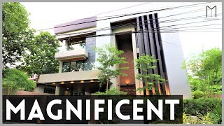 Magnificent Modern House For Sale In Quezon City  |   Metroguide House Preview: Id: Qc23