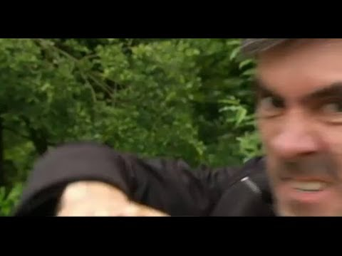 Emmerdale - Cain Dingle Punches Jason (29th August 2017)