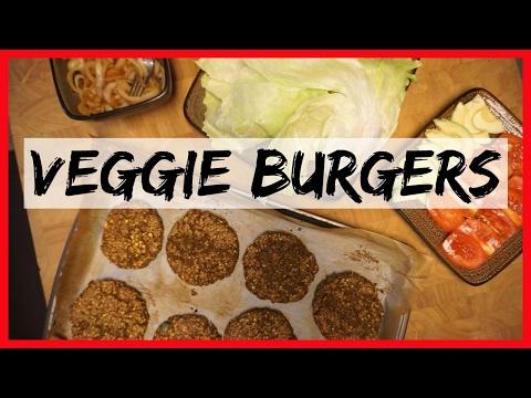 New York Times Veggie Burgers by Rip  Esselstyn