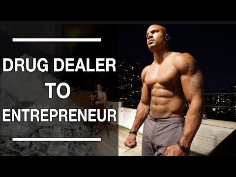 """From """"Drug Dealer"""" to Millionaire Entrepreneur (Motivational Video)"""