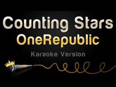 OneRepublic  Counting Stars Karaoke Version
