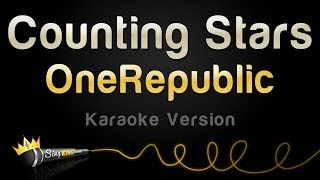 Repeat youtube video OneRepublic - Counting Stars (Karaoke Version)
