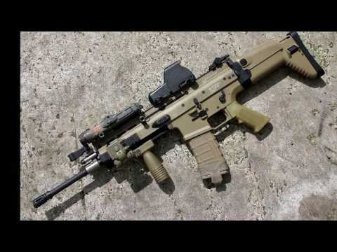 Top 10 Assault Rifles in The World - Topyaps
