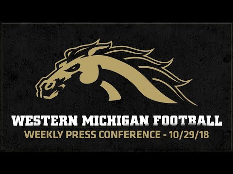 WMU Football Press Conference: Ohio