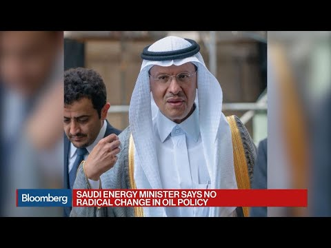 Saudi Energy Minister Sees No Radical Change In Oil Policy