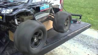 Reely ICELAND Monster Truck 1:8 mit 38er Force Motor 3,9 PS