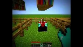 Minecraft Büyü Masası Geliştirme