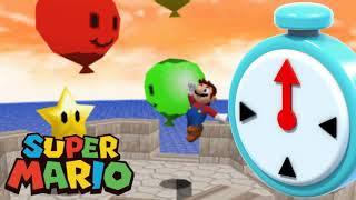 Time Attack Soundtrack, Sneak Peak! -Super Mario Star World-