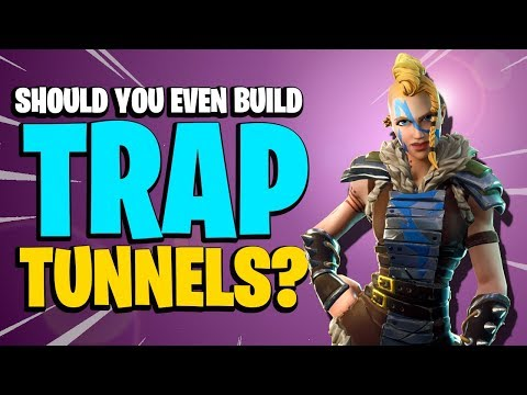 TRAP TUNNELS | Fortnite Save The World PvE | A Beginners Guide For New Players Getting Started
