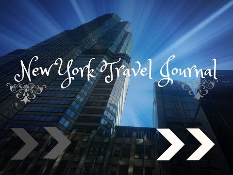 New York Travel Journal