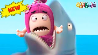 Oddbods | NEW | SWITCHING PLACES | Full EPISODE COMPILATION | Funny Cartoons For Kids