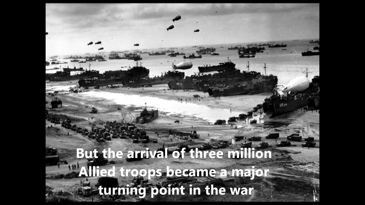 Unit V - U.S. involvement in WWII Europe - YouTube