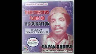 CHIEF OKPAN ARHIBO- KONOJUVWE & AYENA OBO