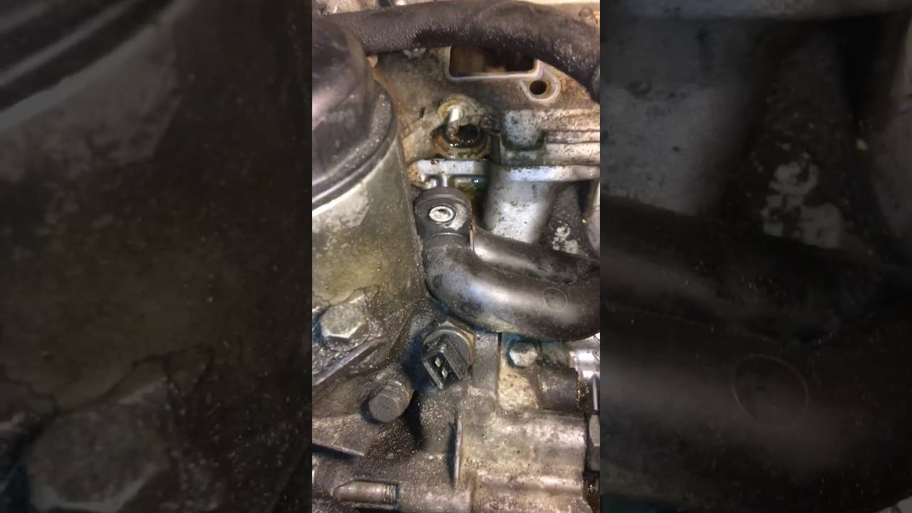 small resolution of bmw e46 coolant leak under intake manifold part 3