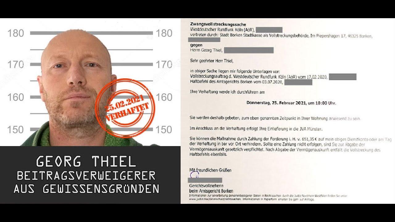 Beitragsrebell verhaftet: Die Falle der ARD schnappt wieder zu