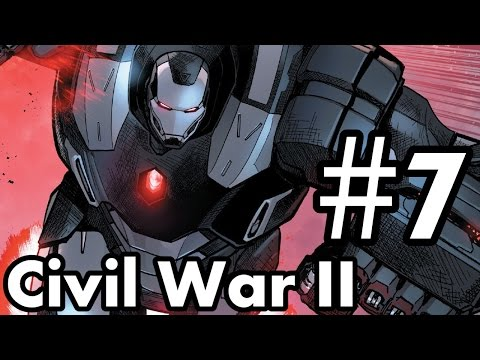 Civil War Ii The Future