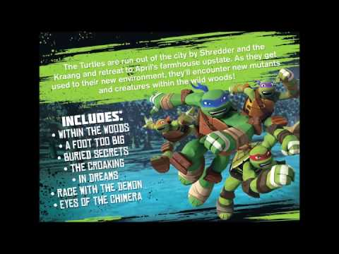 Critique DVD Teenage Mutant Ninja Turtles: Retreat!