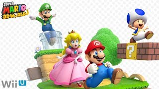 Super Mario 3D World Review - Wii U (Video Game Video Review)