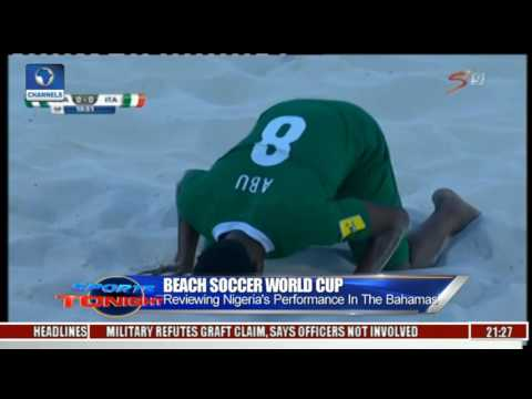 Sports Tonight: Reviewing Nigeria's Performance In The Bahamas With Abu Azeez Pt.2